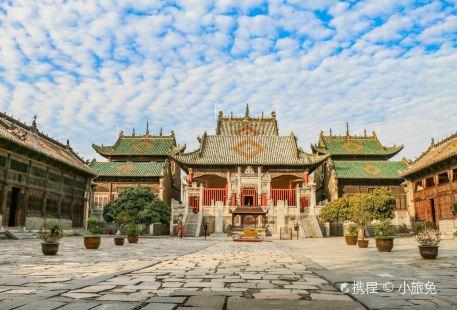 Sheqi Shanxi and Shaanxi Hall