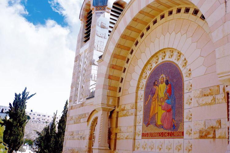 ガリカントゥの聖ペテロ教会1