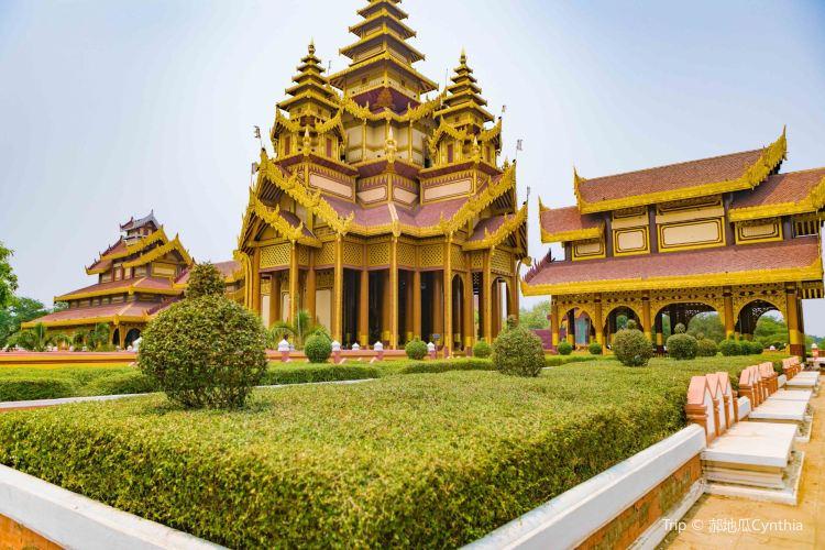 Bagan Golden Palace4
