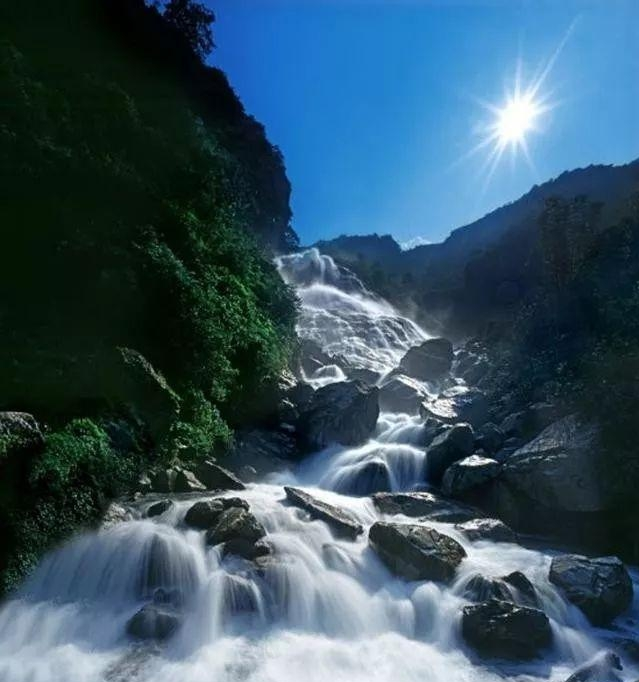 Nan'en Waterfall