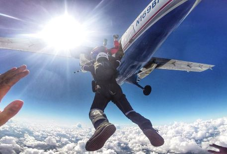 Skydive Spaceland Houston