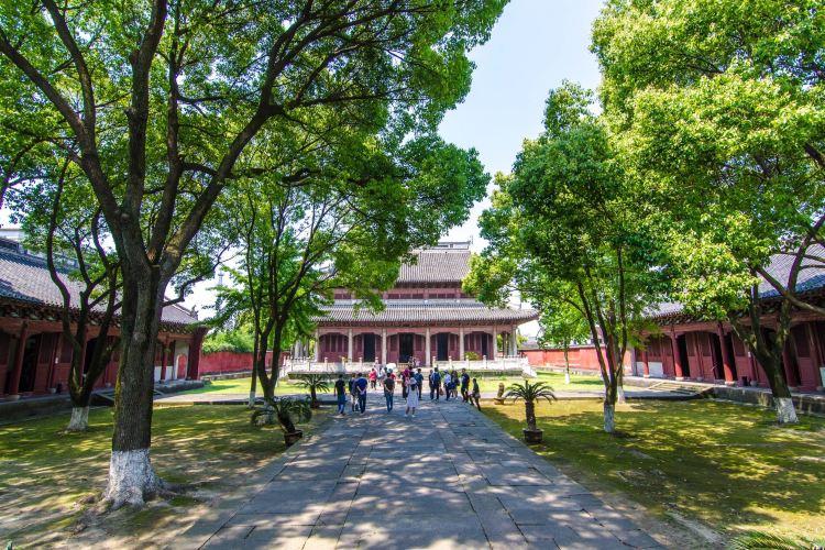 Jiaxing Haishen Temple3