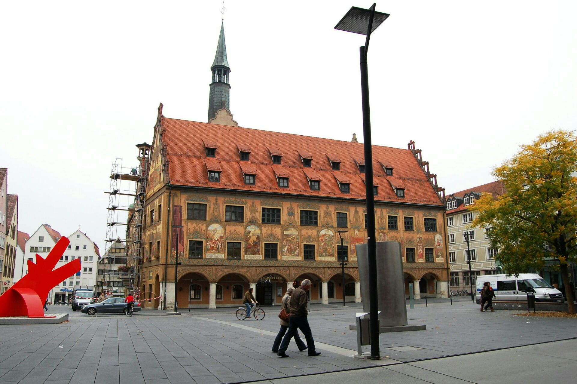 Lindau old city hall