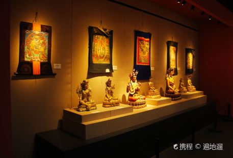熱貢藝術博物館