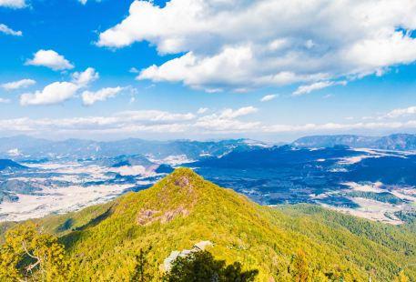 Clouds Peak Mountain
