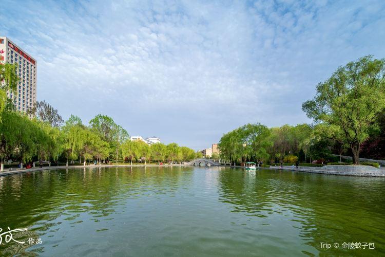 Liuhu Park4