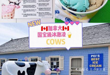 COWS Creamery Tours