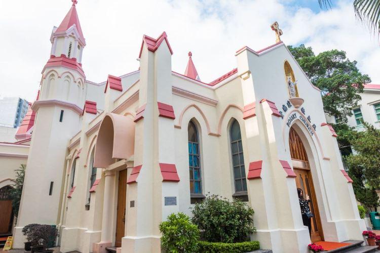 Tsim Sha Tsui Rosary Church1