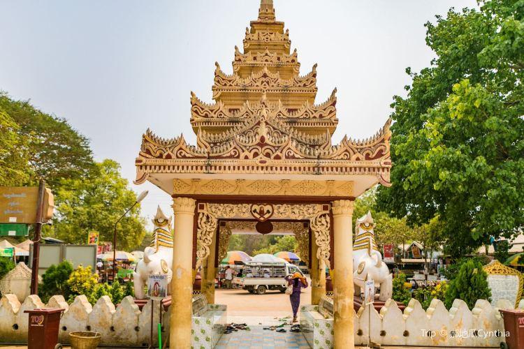 Bu Paya Pagoda4
