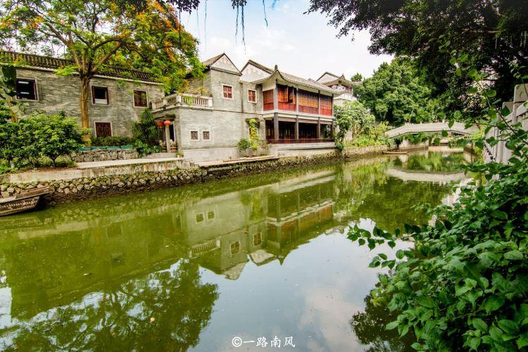 Liwan Lake Park1
