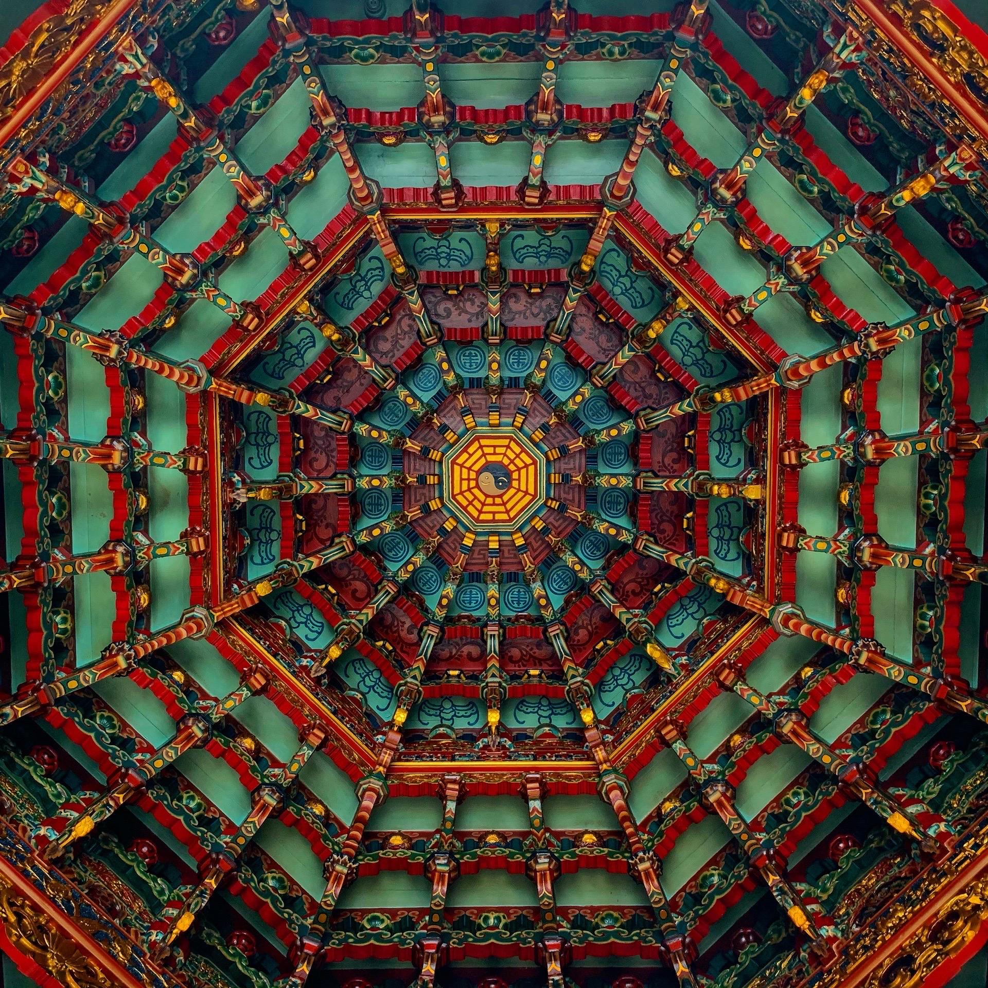 Hsinchu City God Temple