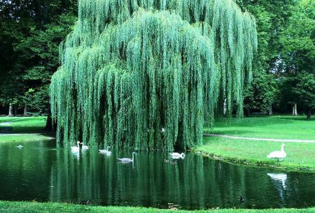 宮殿花園的上園