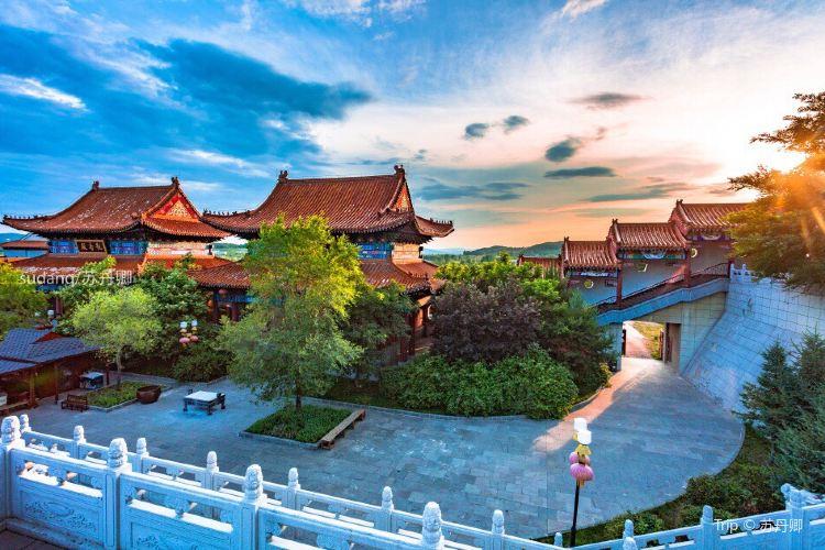 Liuding Mountain Cultural Tourism Zone4