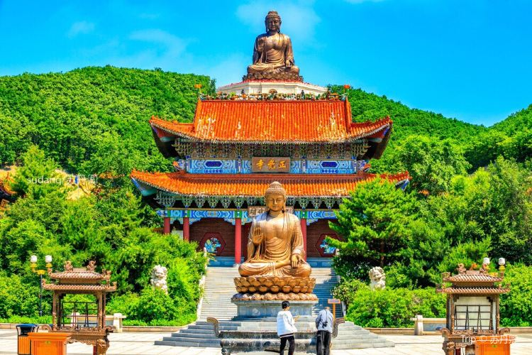 Liuding Mountain Cultural Tourism Zone3