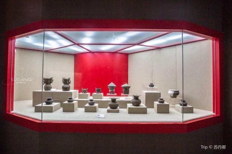Gansu Qin Culture Museum1