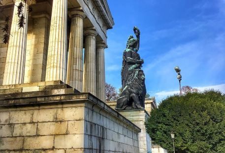 巴伐利亞女神像