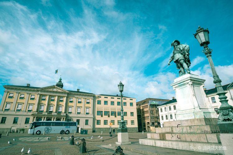 哥德堡市政廳廣場2