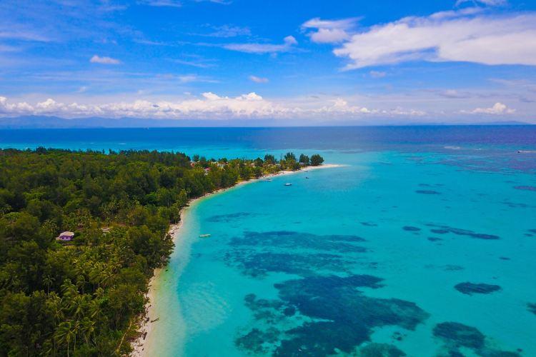 Mantanani Island4