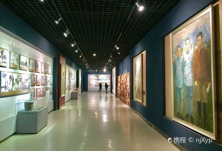 New Fourth Army Historical Data Exhibition Hall