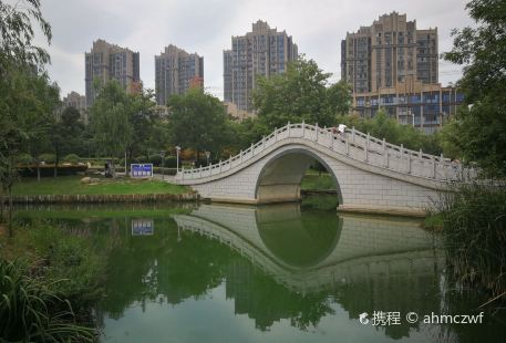 Mengdiehu Park