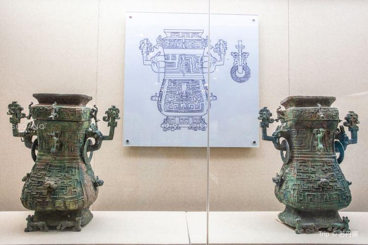 Gansu Qin Culture Museum4