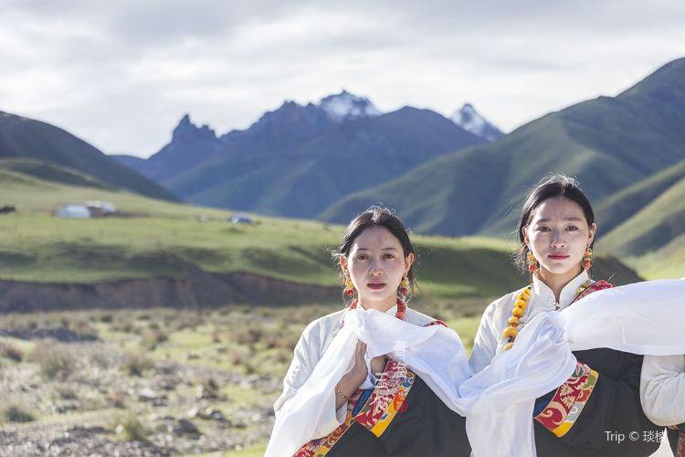 尕朵覺悟雪山3