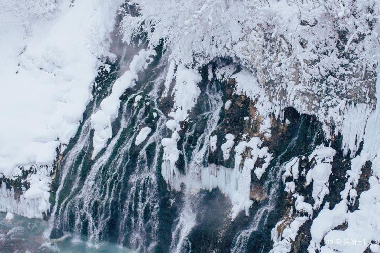 白須瀑布4