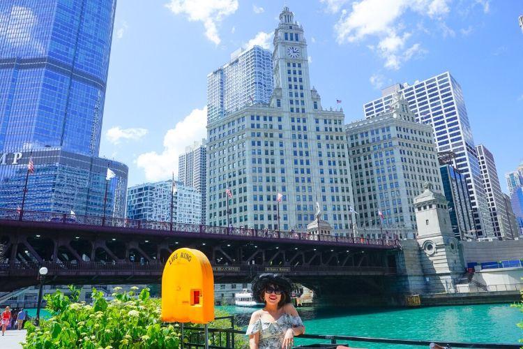 Chicago Riverwalk4