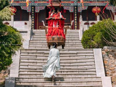 Jiujianpeng Tourist Zone