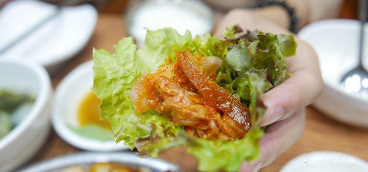 釜山豬蹄1