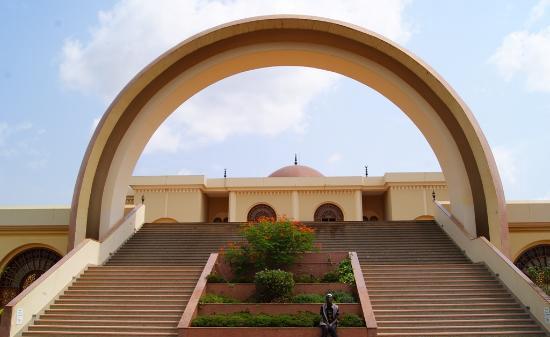 カダフィ国立モスク