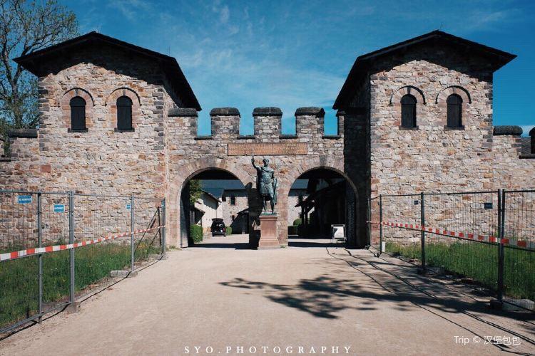 Römerkastell Saalburg