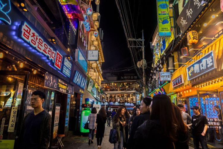 Seomyeon First Street2