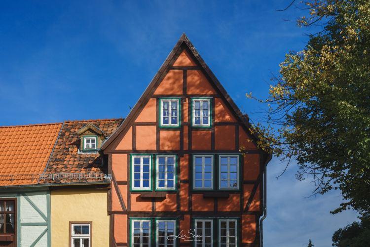 Altstadt Quedlinburg2