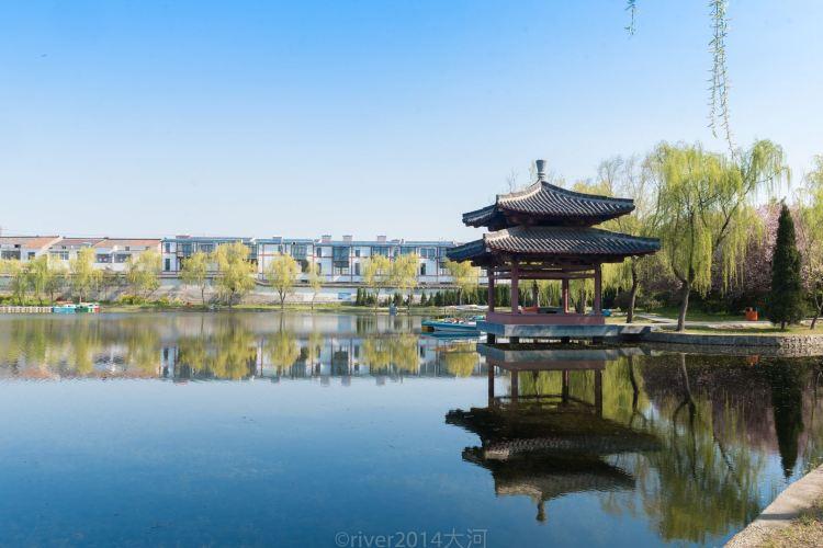 Hanxin Guli Relic Site1