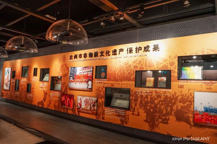 Lanzhou Intangible Cultural Heritage Exhibition Hall2