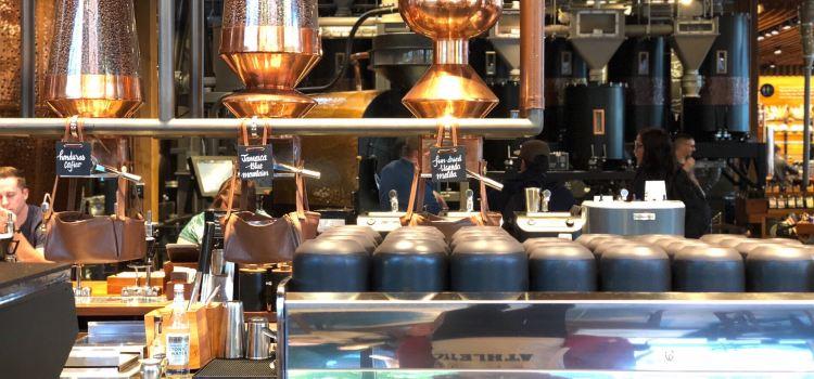 星巴克典藏咖啡烘培店1