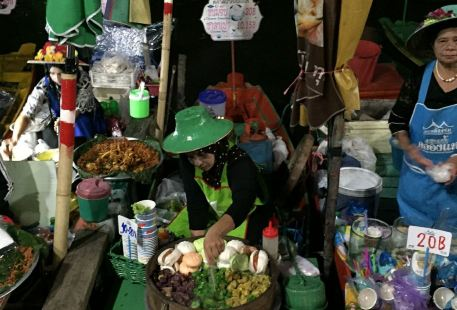 Hat Yai Floating Market