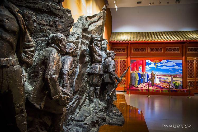 鄂豫皖革命紀念館2