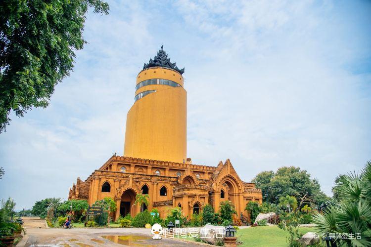 Bagan Nan Myint Tower2