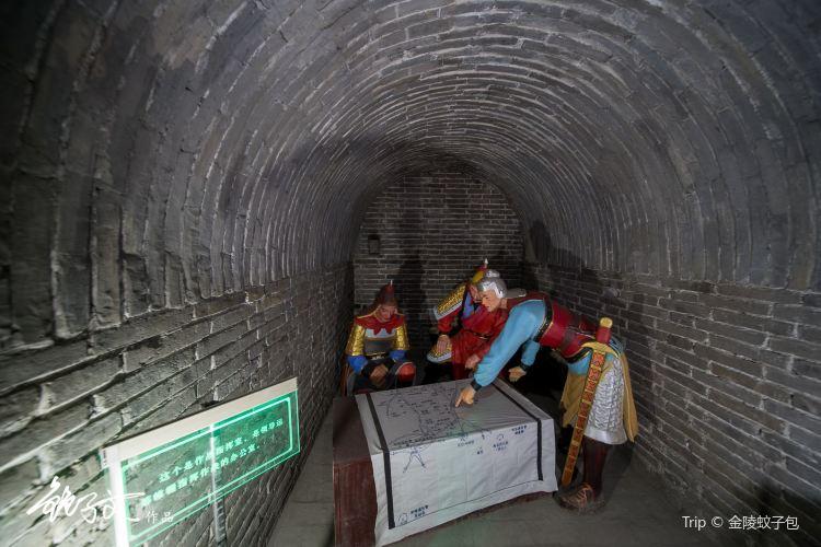Zhangfang Ancient War Tunnel4