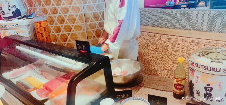 海逸全日制餐廳自助餐(海景皇冠假日酒店店)2