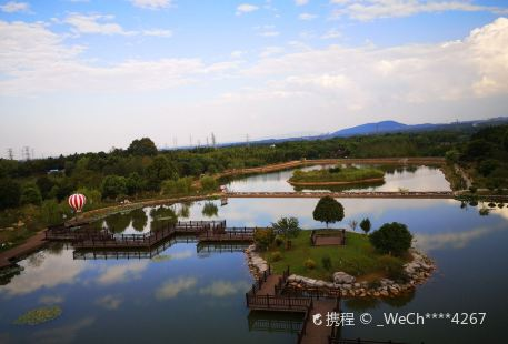 Guantang Lake Scenic Area of China