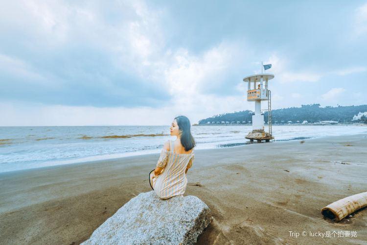 Hac Sa Beach1