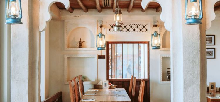 Al Fanar Restaurant & Cafe(Dubai Festival City)1