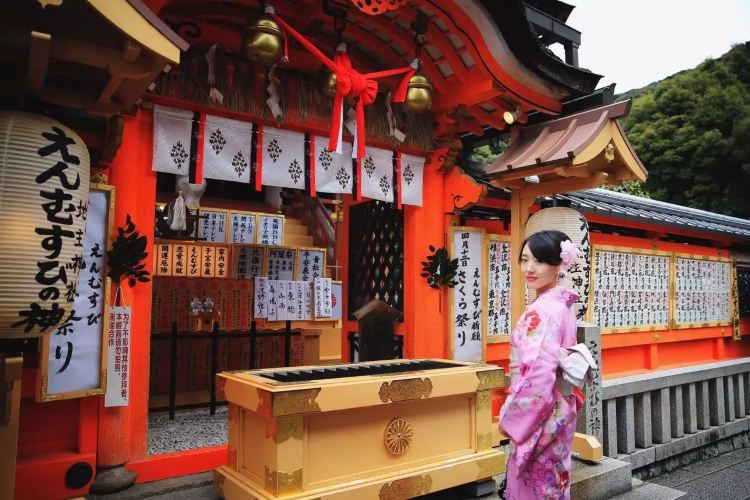 岡本織物店和服體驗3