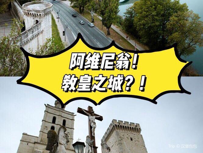 阿維尼翁城牆4