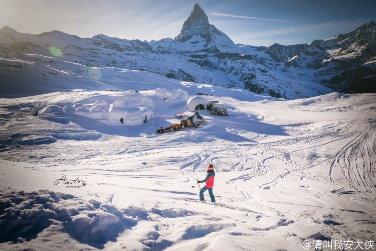Zermatt Ski Areas4