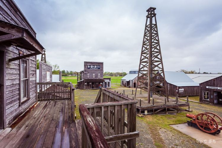Spindletop - Gladys City Boomtown Museum3
