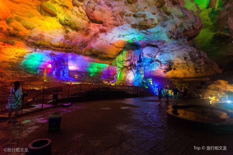 펑라이시엔동 동굴2
